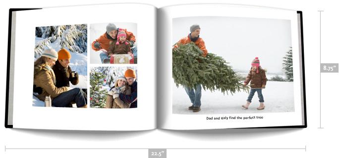 Custom Coffee Table Photo Books Mid Michigan Photography